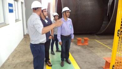 Photo of Chapada: Ifba de Jacobina e fábrica de torres eólicas vão firmar convênio de estágio