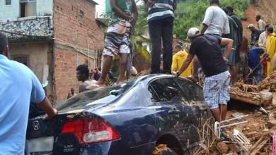 Photo of Chuva em Salvador: Sobe para 14 número de mortes após temporal