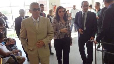Photo of Chapada: Presidente do TJ-BA visitou Itaberaba e participa de reunião com juízes em Lençóis na quarta