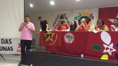 Photo of Novo tesoureiro do PT participa do Congresso Nacional da EPS em Sergipe
