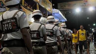 Photo of Mais de 5 mil policiais garantem segurança do folião na Micareta de Feira