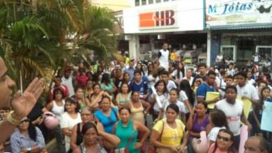 Photo of Terceirizados da Bahia marcam nova manifestação na Secretaria de Educação nesta quinta