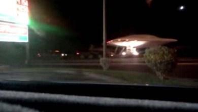 Photo of Mundo: Suposta nave extraterrestre é vista em área 51 nos EUA