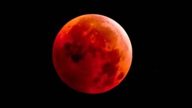 Photo of Lua Sangrenta: Eclipse ocorre neste sábado, mas não poderá ser visto do Brasil