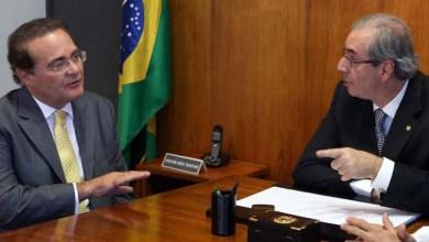 Photo of Cunha ameaça segurar projetos do Senado se Renan atrasar terceirização