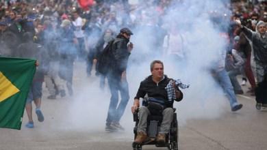 Photo of Brasil: Protesto no Paraná termina com 170 manifestantes e 20 policiais feridos