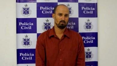 Photo of Chapada: Assassino do prefeito de Macajuba se entrega após 26 dias foragido