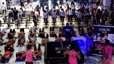 Photo of Sucesso de público balada Fitness reuniu centenas de pessoas no Barra Hall