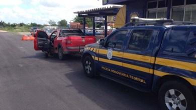 Photo of PRF recupera veículo roubado em Brasília no município de Capim Grosso