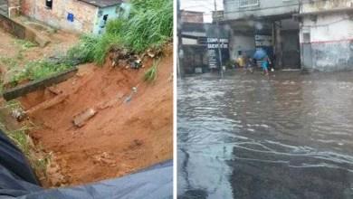 Photo of Defesa Civil de Salvador pede que população fique alerta por causa da chuva