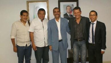 Photo of Chapada: Deputado, prefeito e secretário debatem ações para Boa Vista do Tupim na Sedur