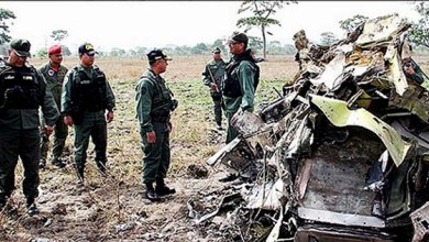 Photo of Venezuela abate avião civil brasileiro que transportava cocaína