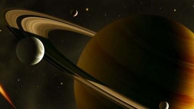 Photo of Anéis de Saturno e luas de Júpiter ficam visíveis na noite desta sexta