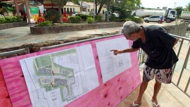 Photo of Chapada: Ações de planejamento urbano da Sedur reconstroem cidade de Lajedinho