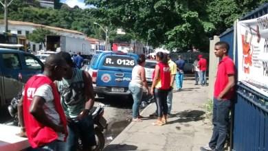 Photo of Diretores de sindicato são presos em Salvador por protestarem contra salários atrasados