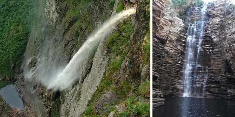 Chapada: Cachoeiras da Fumaça e Buracão entre as 15 mais bonitas do Brasil; confira uma das trilhas