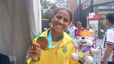 Photo of Brasil conquista primeira medalha de ouro no atletismo no Pan do Canadá