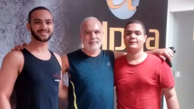 Photo of Salvador: Academia vira ponto de encontro para pai e filhos fortalecerem os laços familiares
