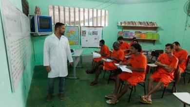 Photo of Especial: Educação nos presídios baianos fortalece ações de reinserção social