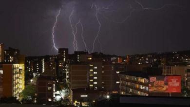 Photo of Incidência de raios no Brasil já pode ser prevista com 24 horas de antecedência