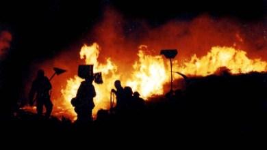 Photo of Incêndios afetam áreas da Chapada Diamantina; região próxima ao Vale do Capão é atingida