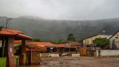 Photo of Previsão de chuva em parte da região da Chapada Diamantina nos próximos dias