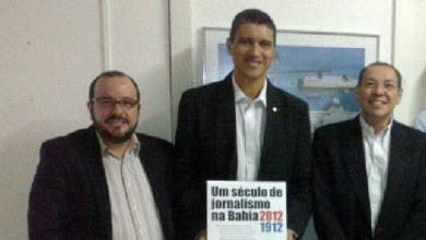 Photo of Mais um sinal de que a venda do jornal A Tarde prossegue