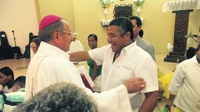 Photo of Chapada: Deputado se reúne com políticos e participa das homenagens à padroeira de Itaetê