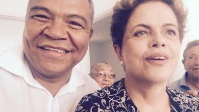 Photo of Valmir volta a defender Dilma durante inauguração da última estação do metrô de Salvador