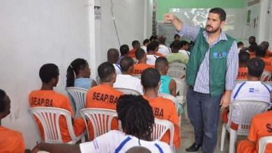 Photo of Salvador: Presídio Lafayete Coutinho recebe ensinamento do Zoo sobre tratador de animais