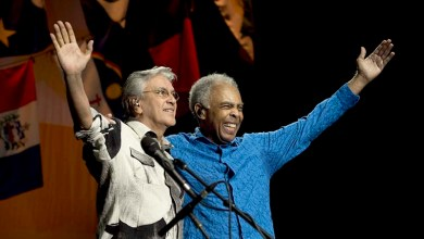 Photo of Caetano Veloso e Gilberto Gil falam sobre grande show em Salvador