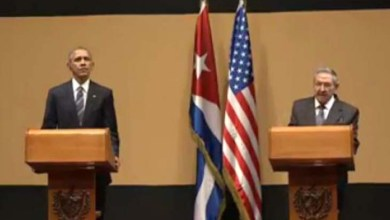 Photo of Barack Obama está convencido de que embargo a Cuba vai terminar