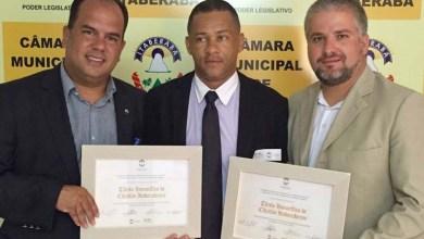 Photo of Chapada: Personalidades receberam títulos de cidadãos itaberabenses