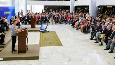 Photo of Dilma diz que jamais renunciará e que impeachment é tentativa de golpe
