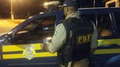 Photo of Chapada: Homem com ficha criminal recheada é detido pela PRF com CNH falsa