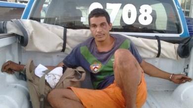 Photo of Chapada: Um dos fugitivos da cadeia de Morro do Chapéu é preso pela PM