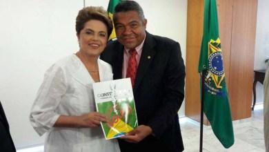 Photo of Em ação com Dilma, Valmir reafirma que impeachment é golpe por não ter base legal