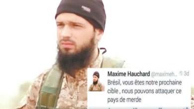 Photo of 'Brasil, vocês são nosso próximo alvo', diz ameaça terrorista identificada pela Abin
