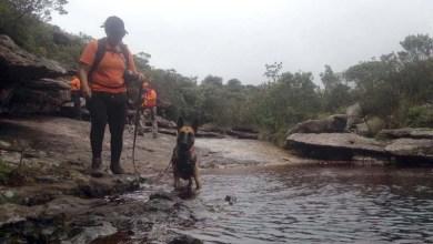 Photo of Chapada: Equipe com cães farejadores encontram nova pista de turista espanhol desaparecido