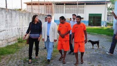 Photo of Secretaria de Justiça acompanha processo de prisão do cacique Babau