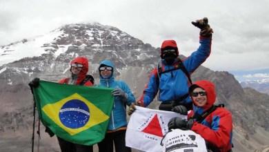 Photo of Família aventureira realiza expedição como treinamento na Chapada Diamantina