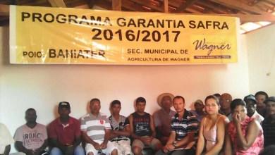 Photo of Chapada: Wagner lança 'Garantia-Safra' e segue com ações de incentivo à produção