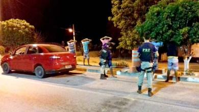 Photo of Chapada: Veículo roubado foi apreendido pela PRF em Seabra com placa clonada