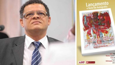 Photo of Livro sobre filosofia, direito e racismo é lançado em Salvador