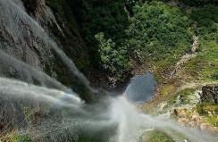 Quedas do Cachoeirão visto por cima, no Vale do Pati FOTO Ecotur Chapada copy