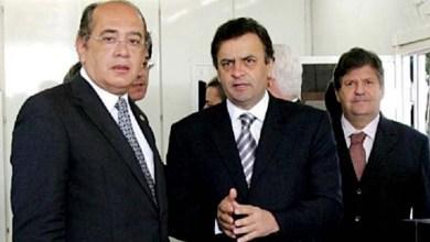 Photo of Gilmar Mendes prorroga prazo de investigações sobre senador Aécio Neves