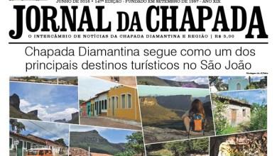 Photo of Chapada: Confira a nova edição online do Jornal da Chapada; clique para baixar
