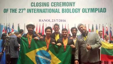 Photo of Brasil é bronze na Olimpíada Internacional de Biologia realizada no Vietnã