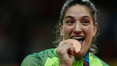 Photo of #Rio2016: Judoca Mayra Aguiar vence cubana e ganha medalha de bronze