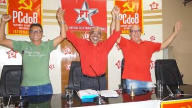 Photo of Chapada: PT e PCdoB marcham unidos com Gilmar Araújo e Aroldo Moreira em Itaberaba